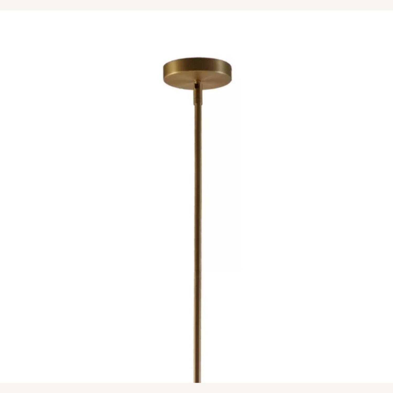 AllModern Gold Sputnik chandelier 12 bulb - image-3