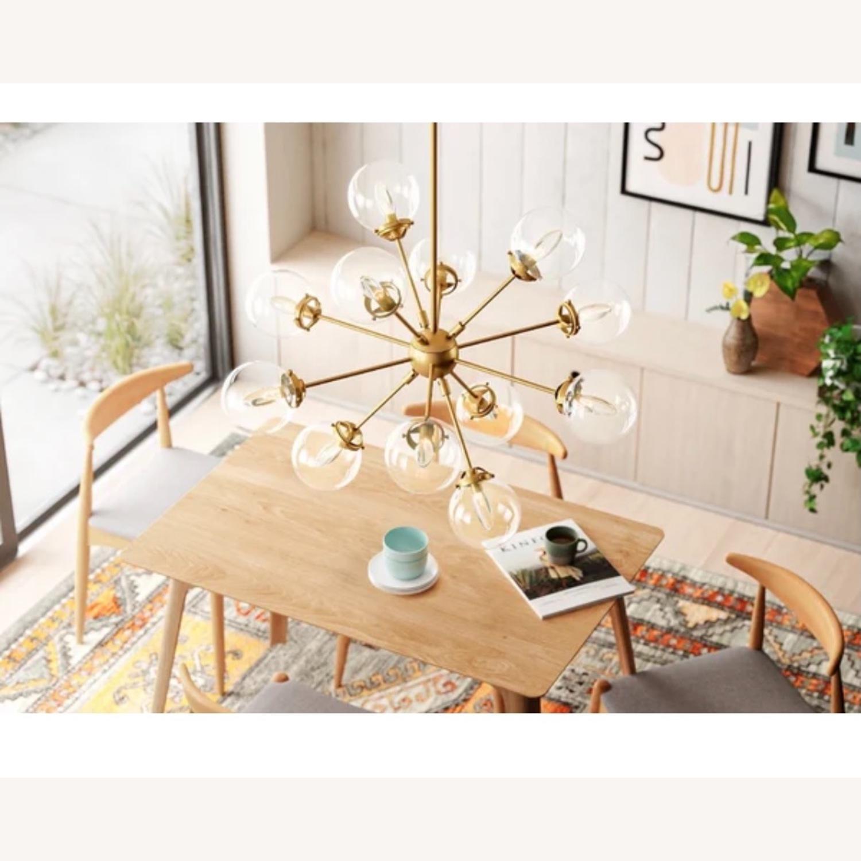 AllModern Gold Sputnik chandelier 12 bulb - image-5