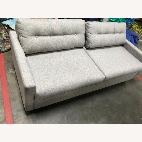 Used Joybird Hopson Sleeper Sofa - Taylor Felt Gray for sale on AptDeco