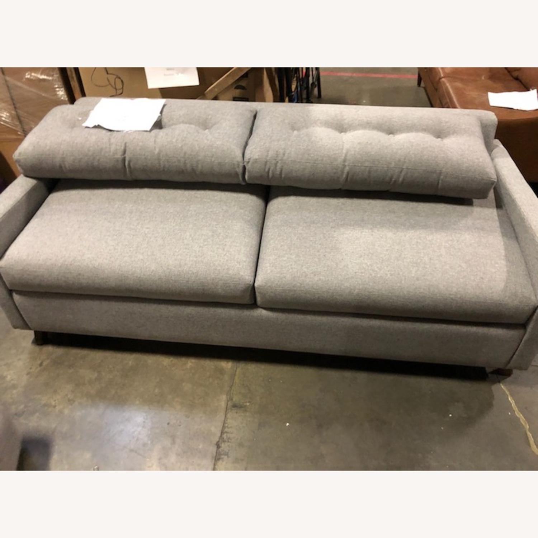 Joybird Hopson Sleeper Sofa - Taylor Felt Gray - image-1