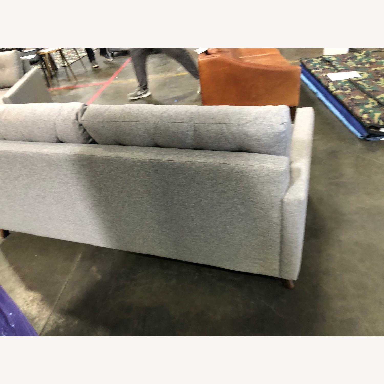 Joybird Hopson Sleeper Sofa - Taylor Felt Gray - image-2