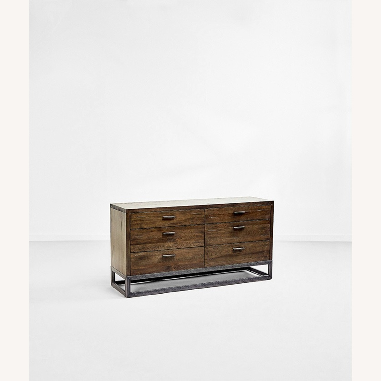 LH Imports Parula 6-Drawer Dresser - image-4
