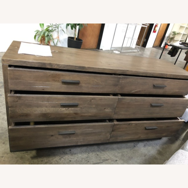 LH Imports Parula 6-Drawer Dresser - image-6