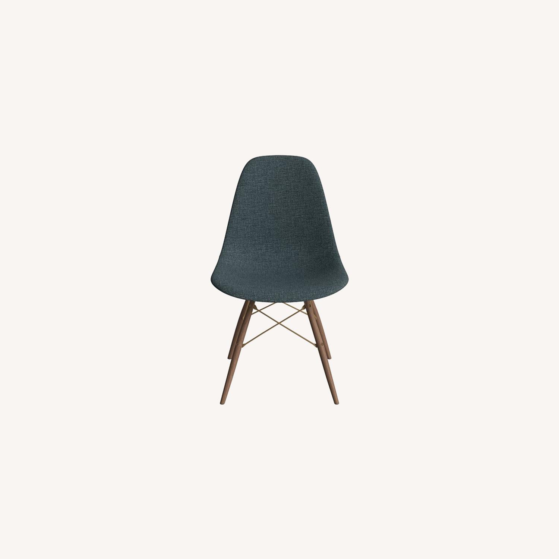 Inside Weather Nola Side Chair in Ocean Gray - image-0