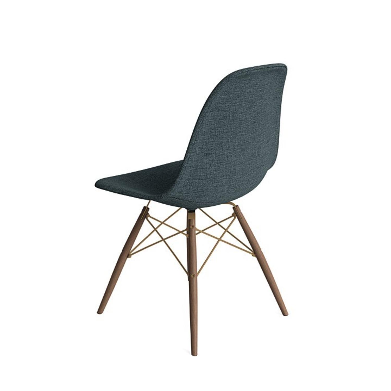 Inside Weather Nola Side Chair in Ocean Gray - image-2