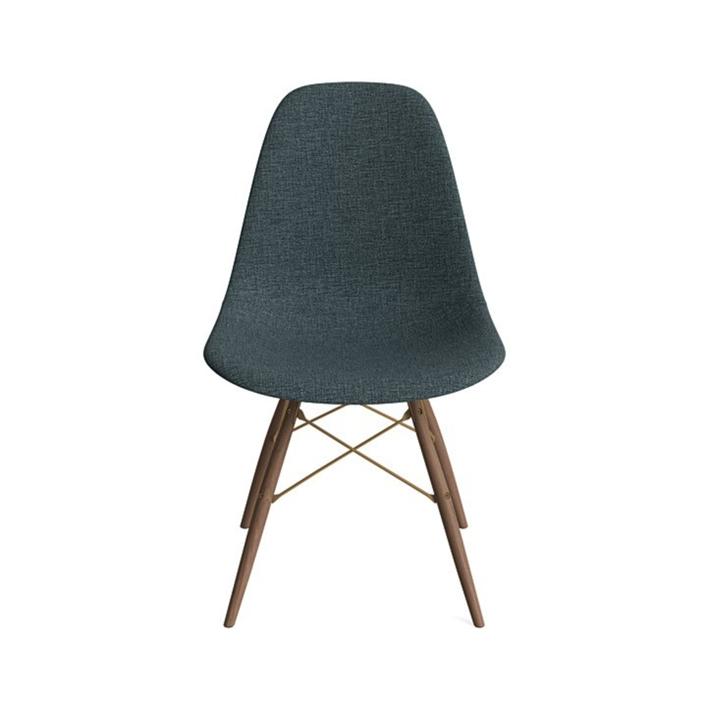 Inside Weather Nola Side Chair in Ocean Gray - image-1