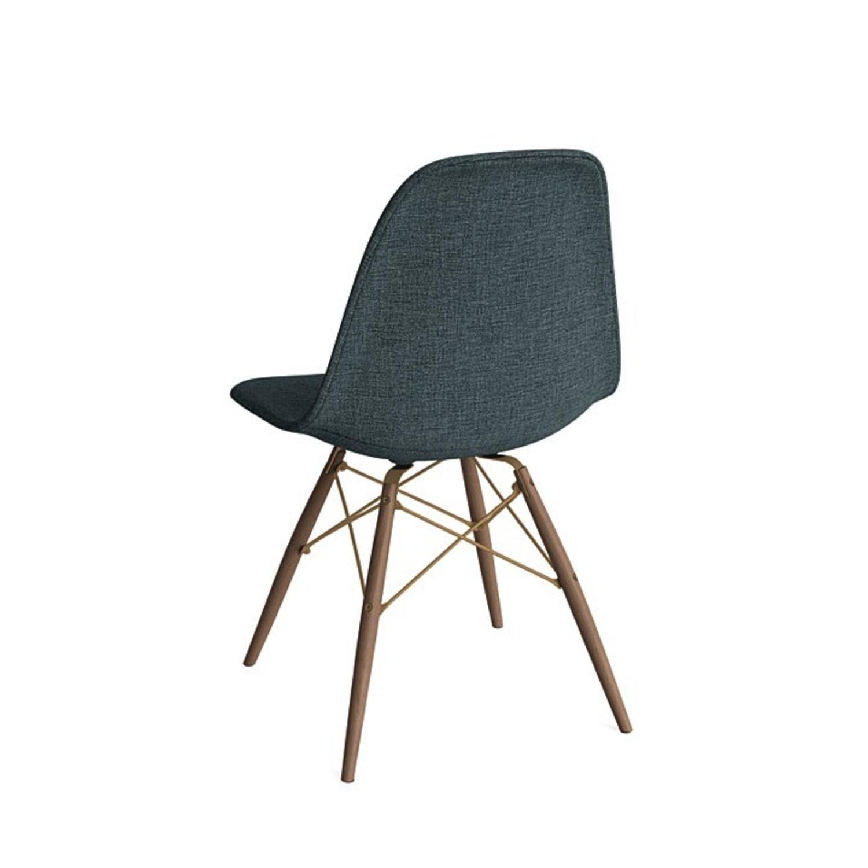 Inside Weather Nola Side Chair in Ocean Gray - image-3
