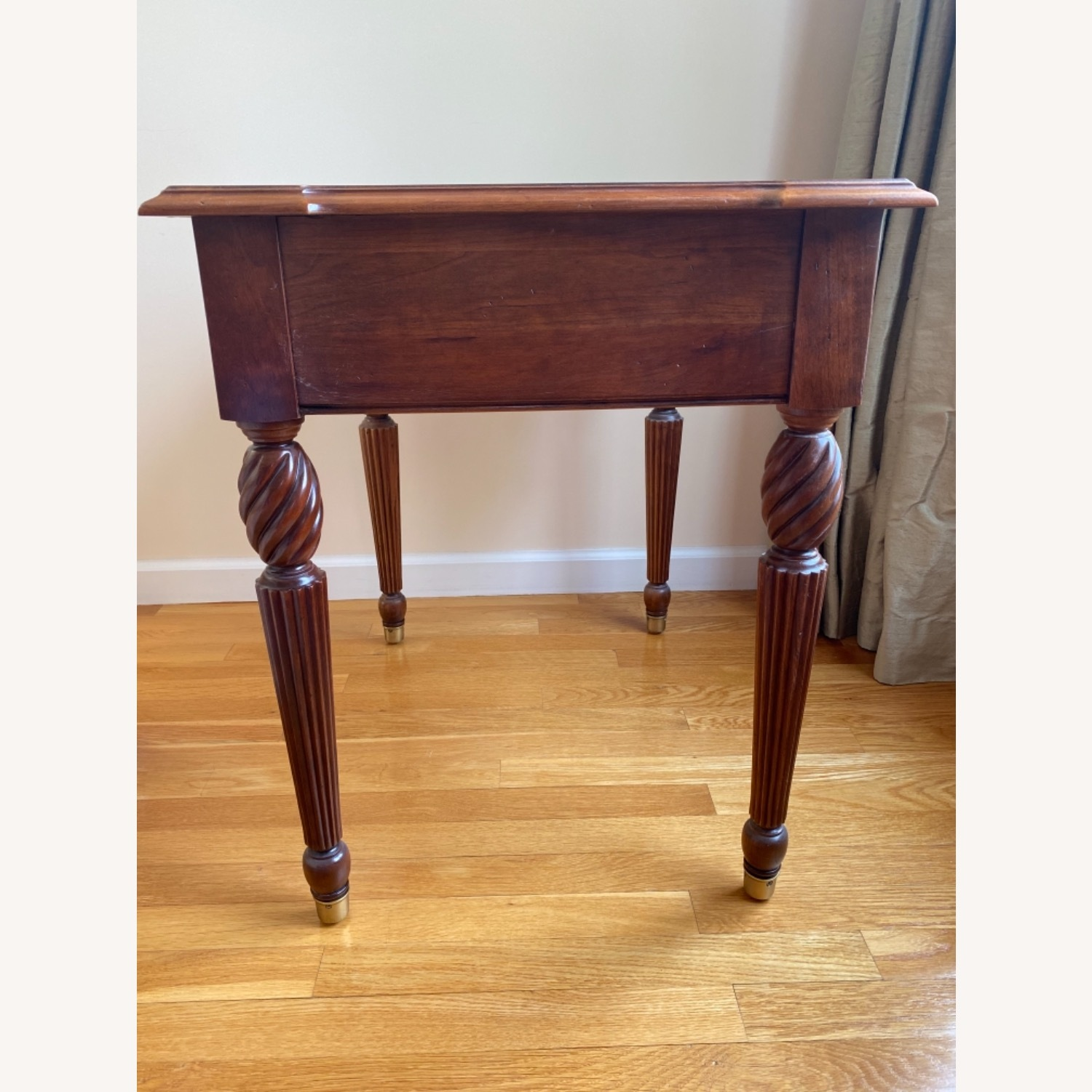 Ethan Allen Side Table - image-4