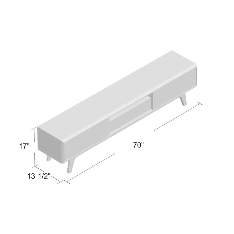 "Wayfair Midcentury Modern TV Stand (up to 55"") - image-3"