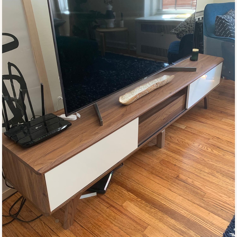 "Wayfair Midcentury Modern TV Stand (up to 55"") - image-6"