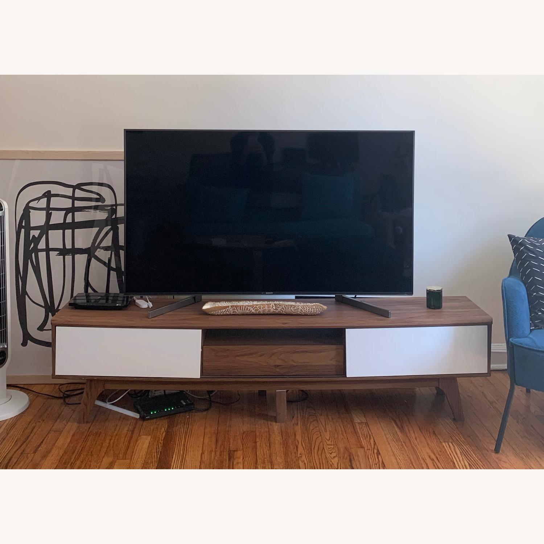 "Wayfair Midcentury Modern TV Stand (up to 55"") - image-5"