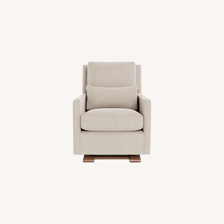 Monte Como Chair and Ottoman - image-0