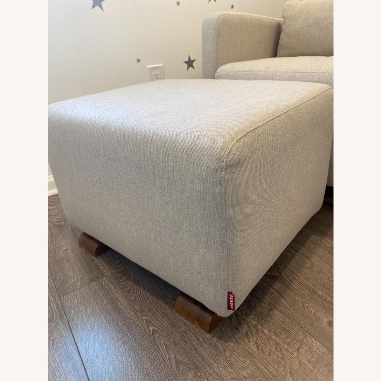 Monte Como Chair and Ottoman - image-9