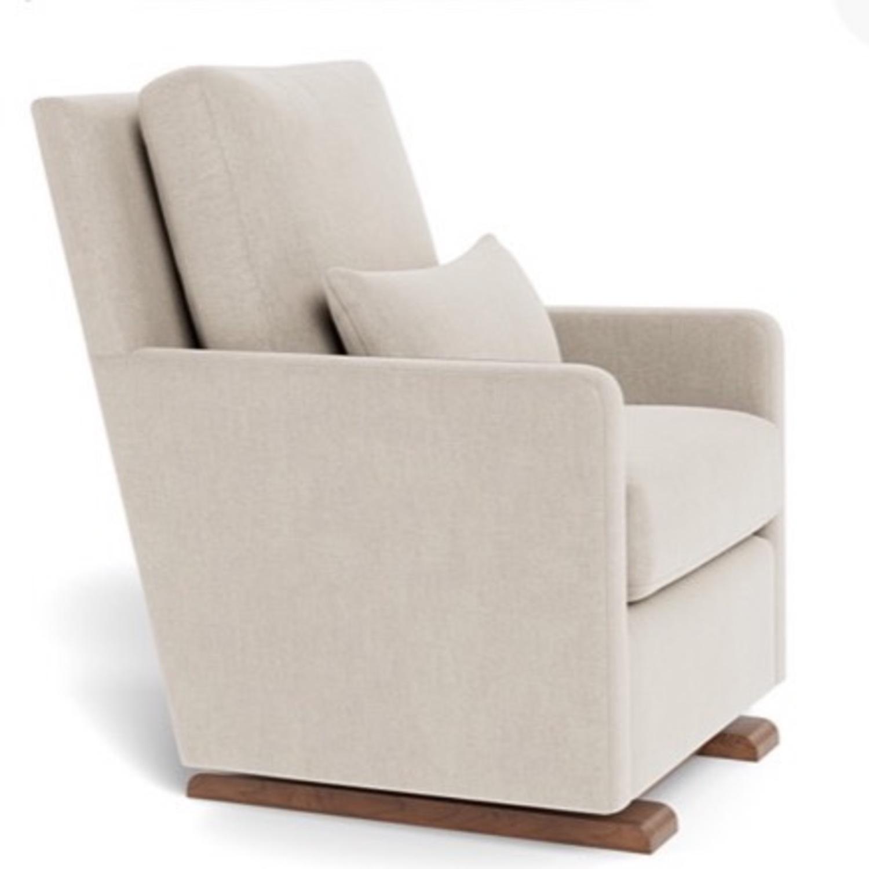 Monte Como Chair and Ottoman - image-2