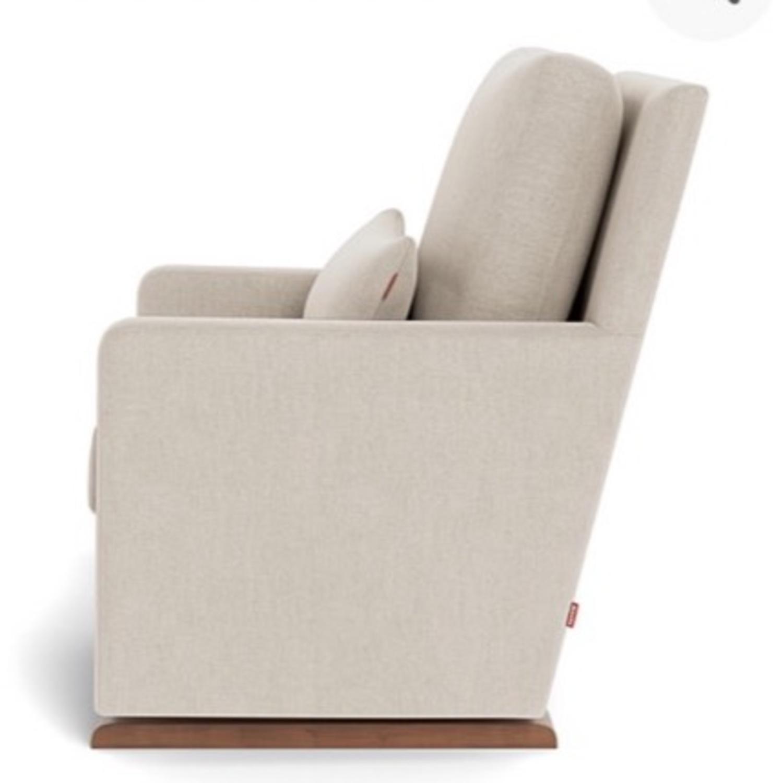 Monte Como Chair and Ottoman - image-3