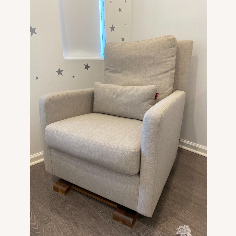 Monte Como Chair and Ottoman - image-6