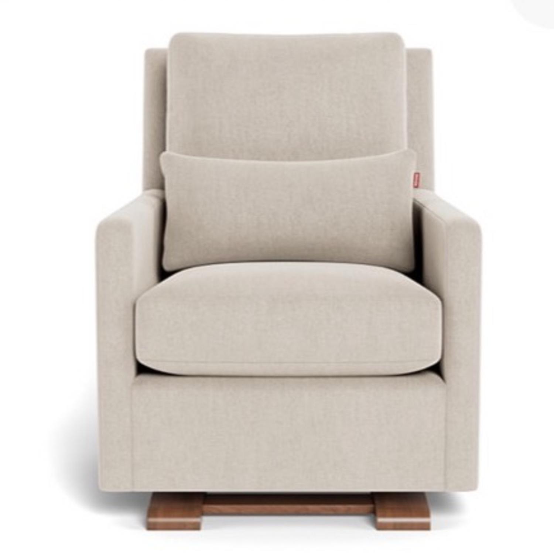 Monte Como Chair and Ottoman - image-1