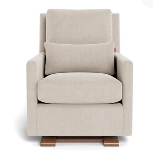 Used Monte Como Chair and Ottoman for sale on AptDeco