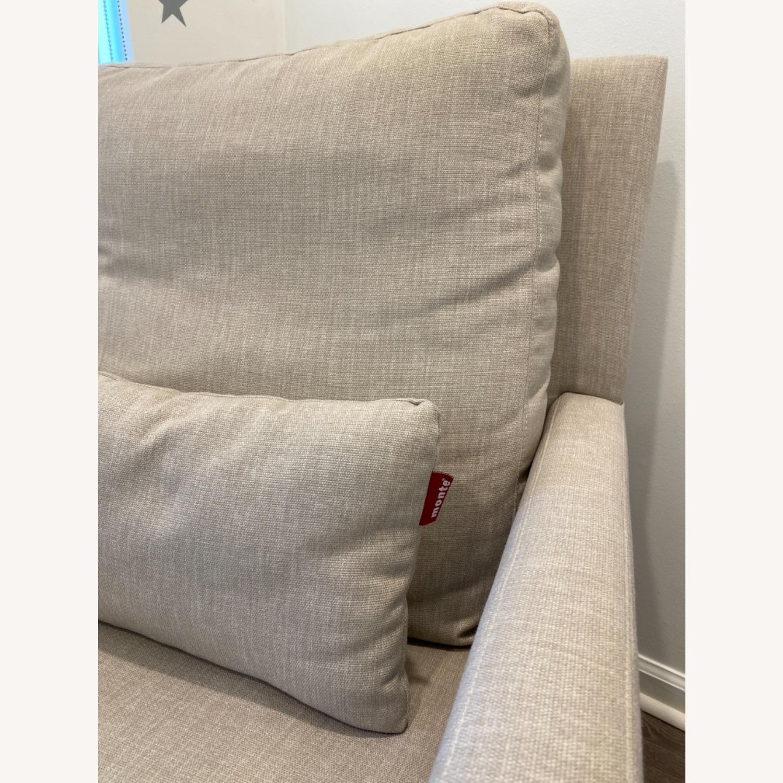 Monte Como Chair and Ottoman - image-8