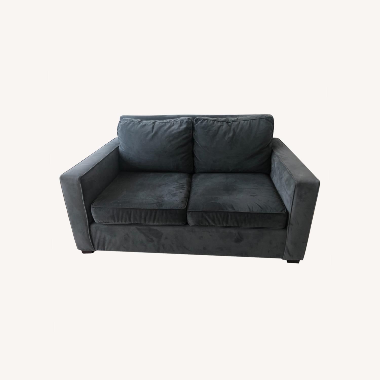 West Elm Henry Basic Twin Sleeper Sofa - image-0