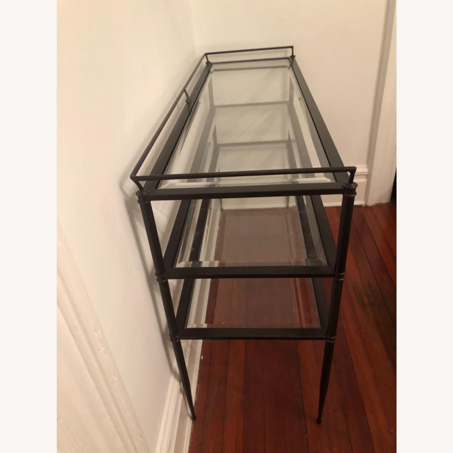 Pristine 3-tiered Glass Table - image-4