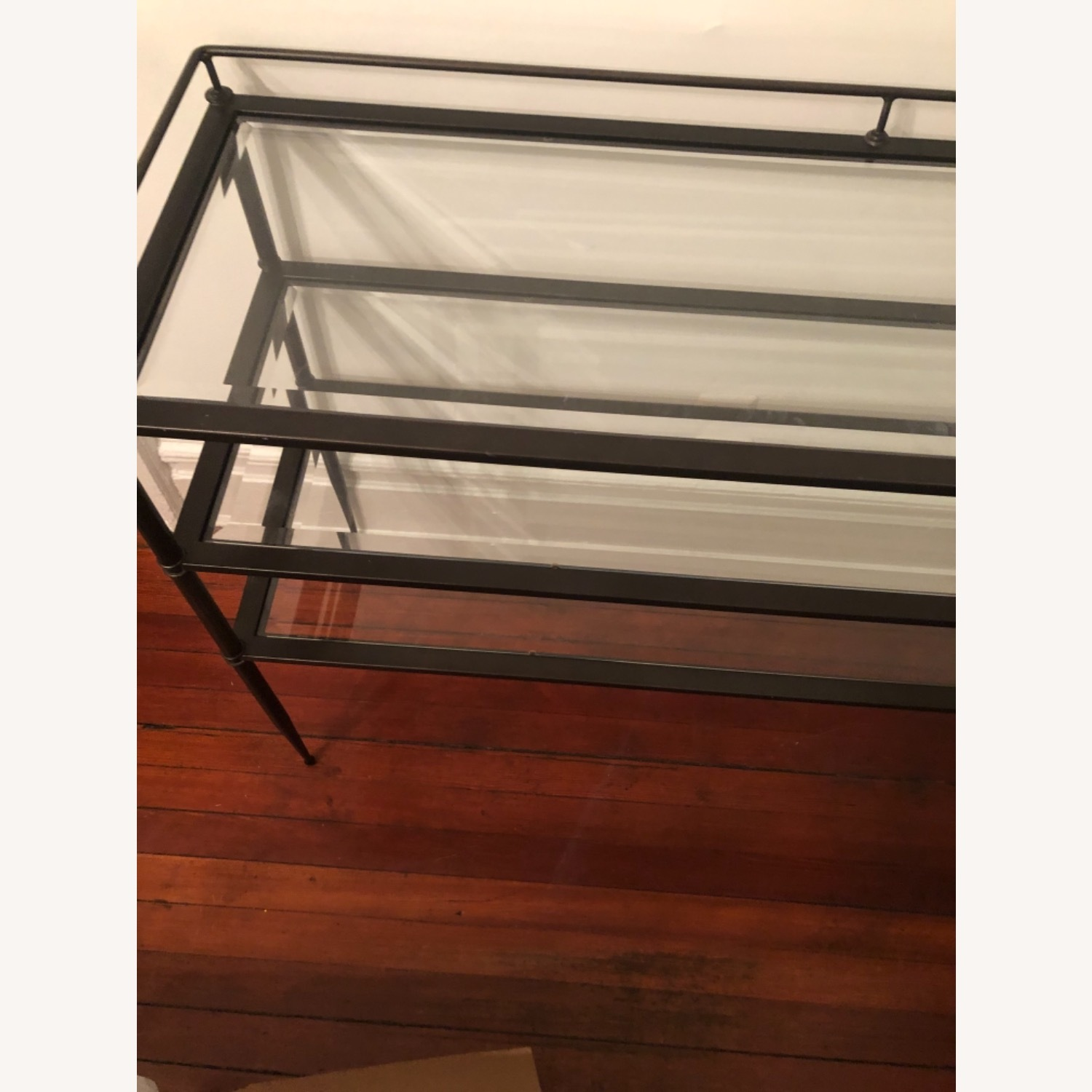 Pristine 3-tiered Glass Table - image-2