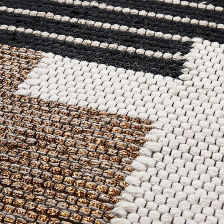 West Elm Colca Wool Rug, Flax, 5'x8' - image-1