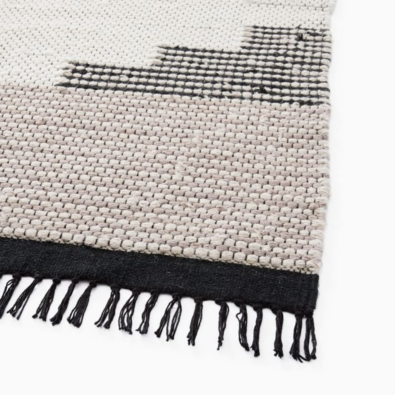 West Elm Colca Wool Rug, Flax, 5'x8' - image-2