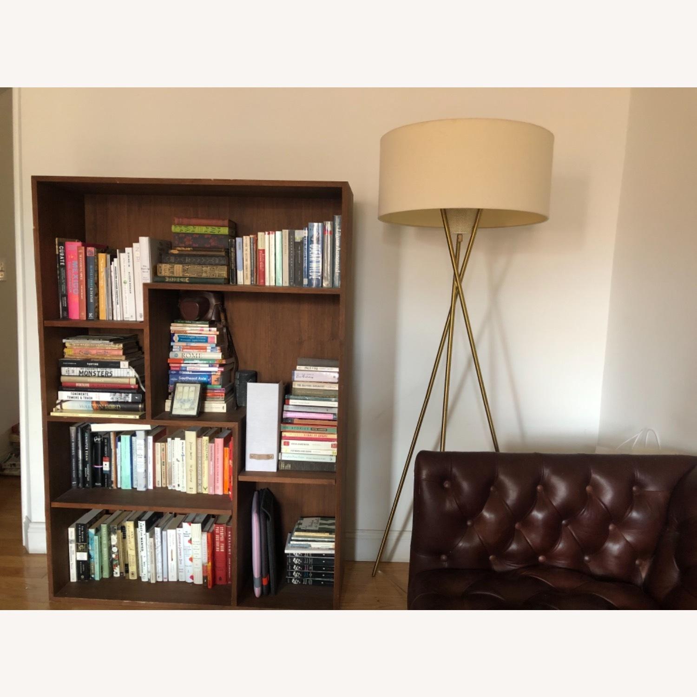 Custom Made Midcentury Bookcase - image-2