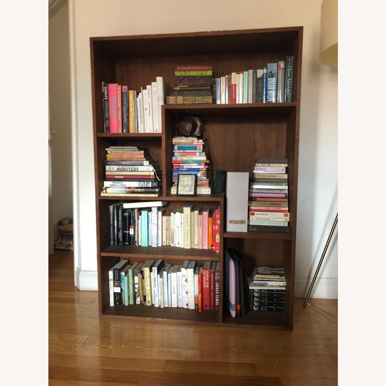Custom Made Midcentury Bookcase - image-4