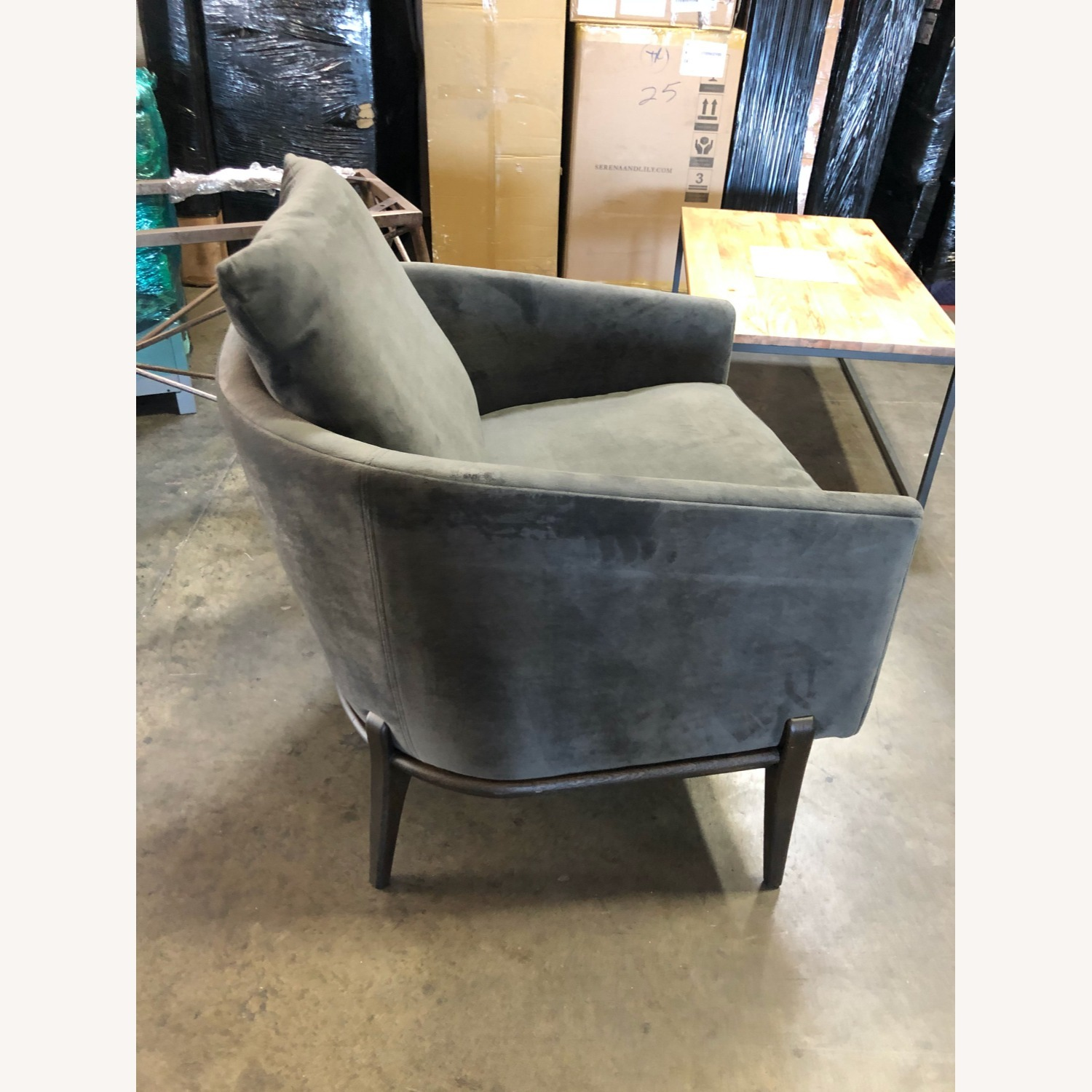 Four Hands Mossie Lounge Chair - image-2