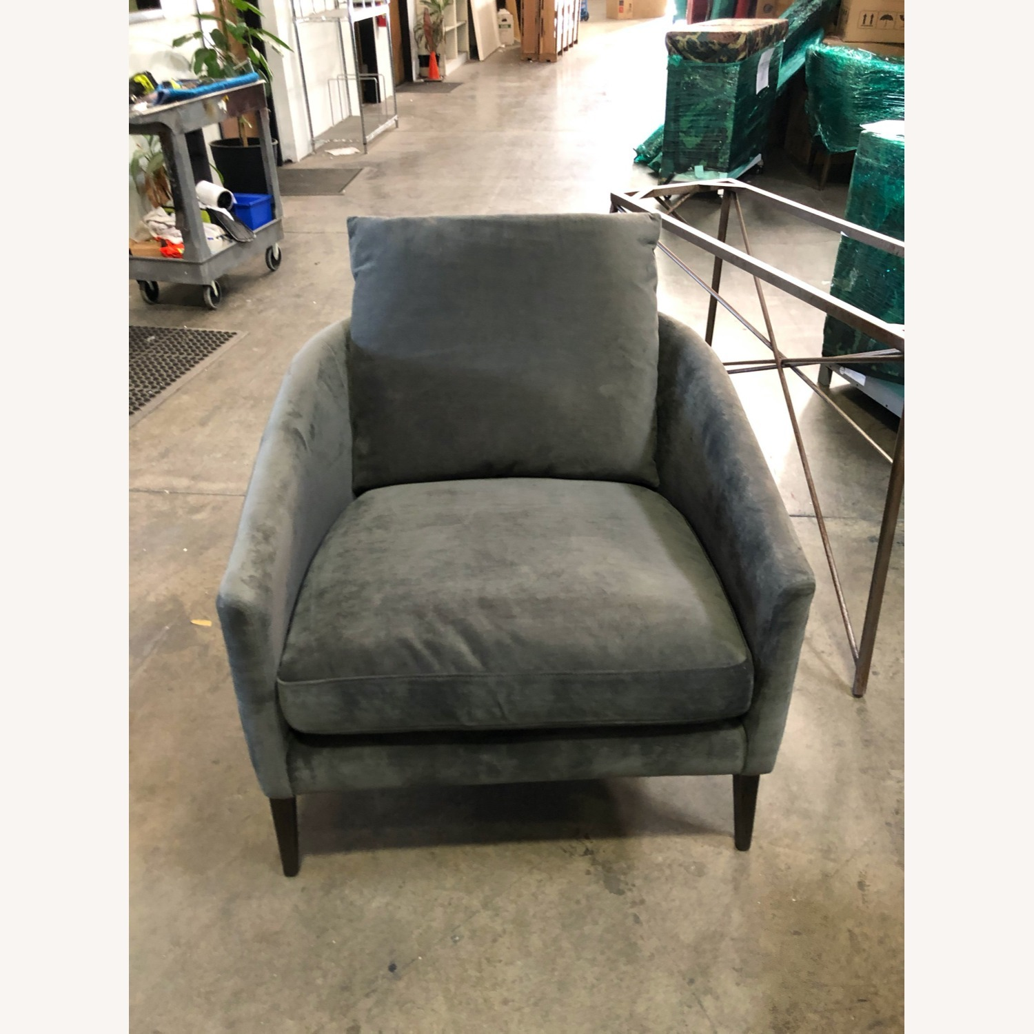 Four Hands Mossie Lounge Chair - image-1