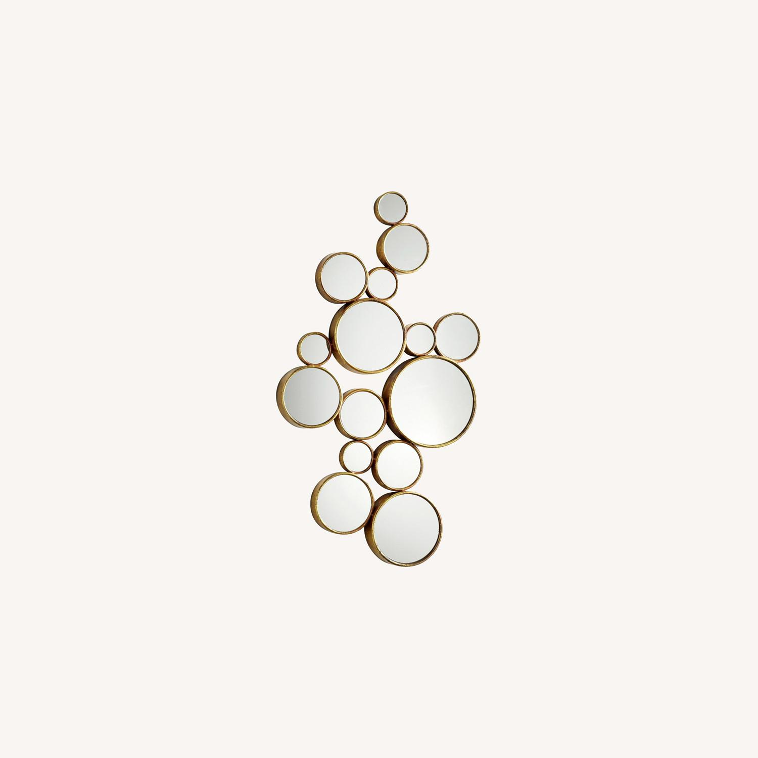 """41"""" Bubbles Mirror by Cyan Design - image-4"""