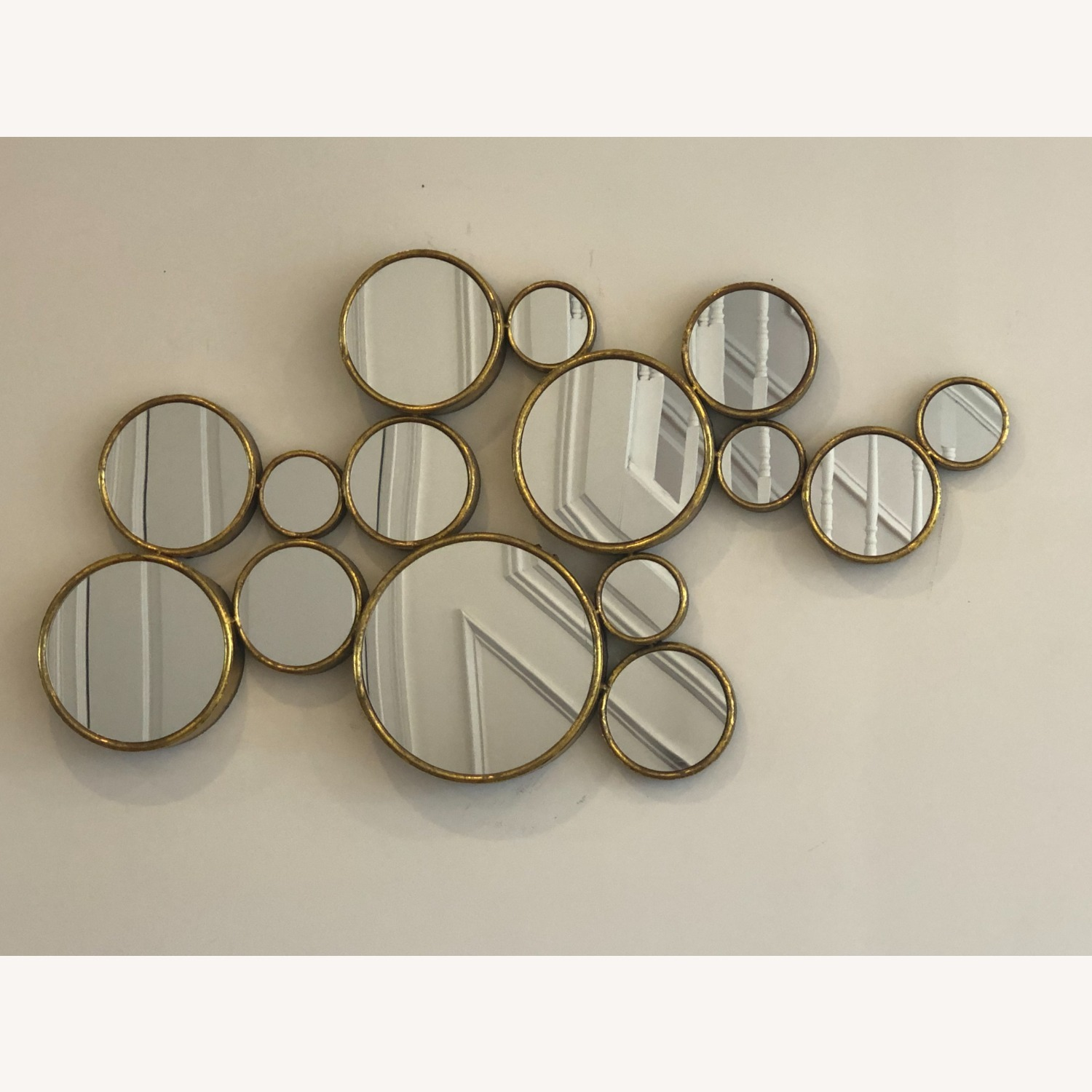 """41"""" Bubbles Mirror by Cyan Design - image-3"""