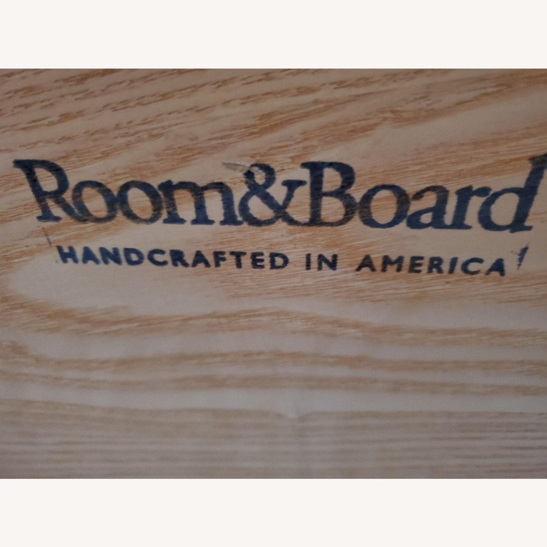 Room&Board Walnut Buffet/Console - image-5