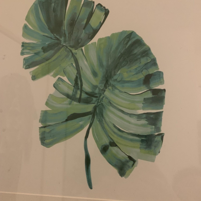 Set of Two Tropical Framed Prints - image-4