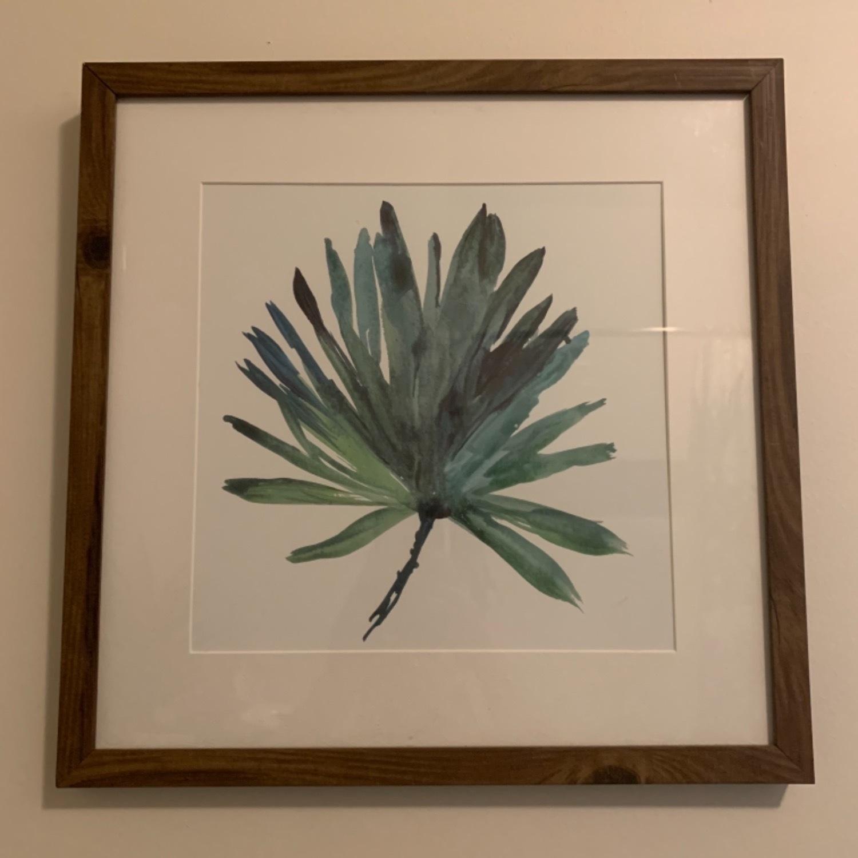 Set of Two Tropical Framed Prints - image-2