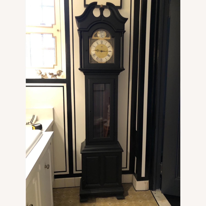 Grandfather Clock Vintage Tempus Fugit - image-1