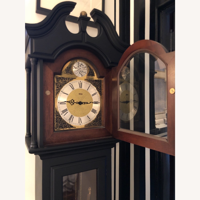 Grandfather Clock Vintage Tempus Fugit - image-6