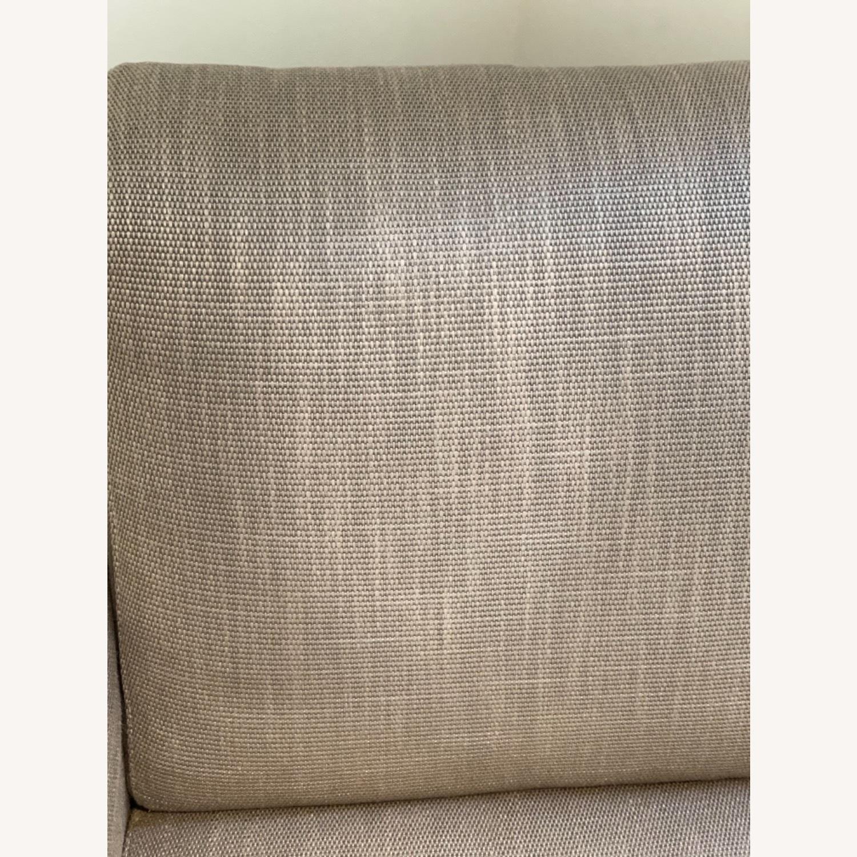 Natuzzi Arm Chair & Ottoman - image-5