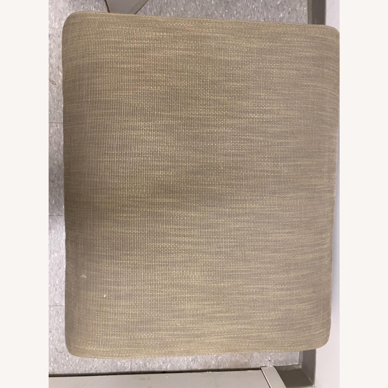Natuzzi Arm Chair & Ottoman - image-4