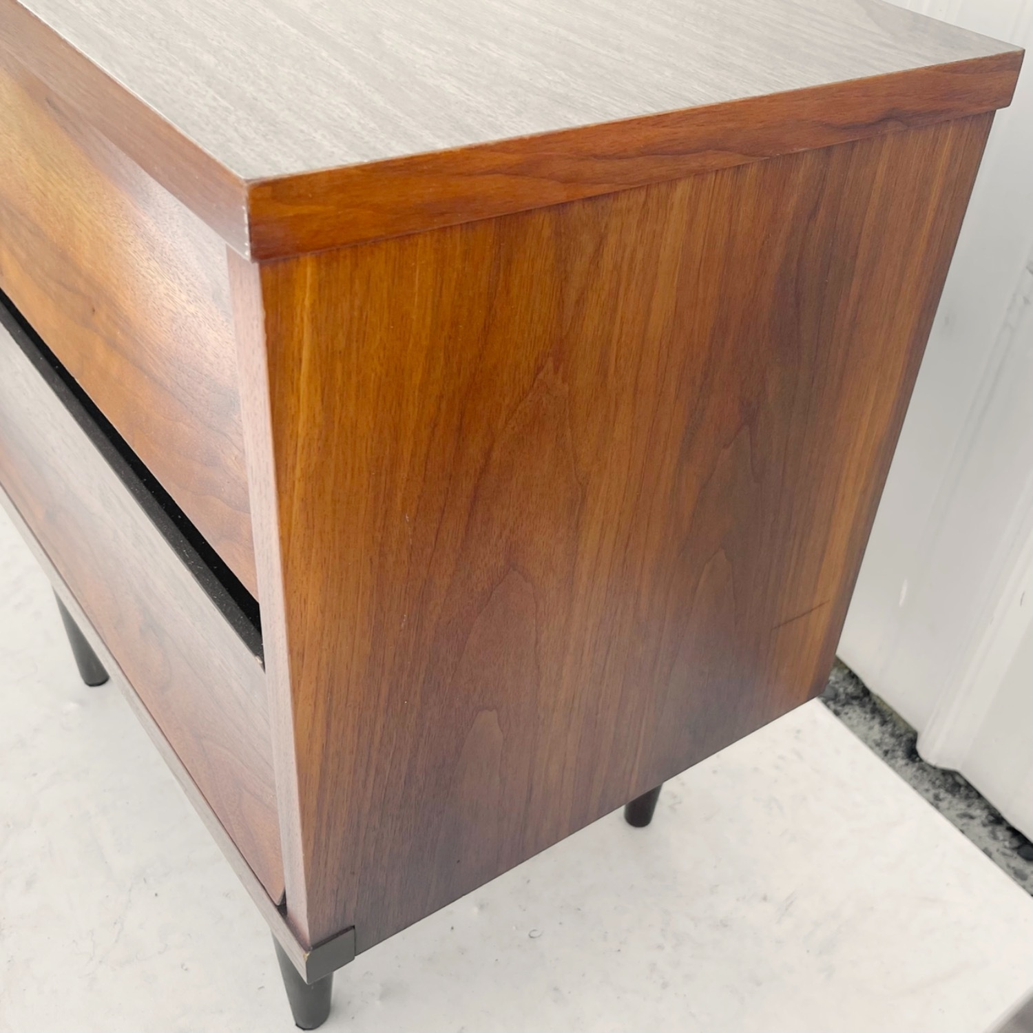 Mid-Century Nightstands-  a Pair - image-6