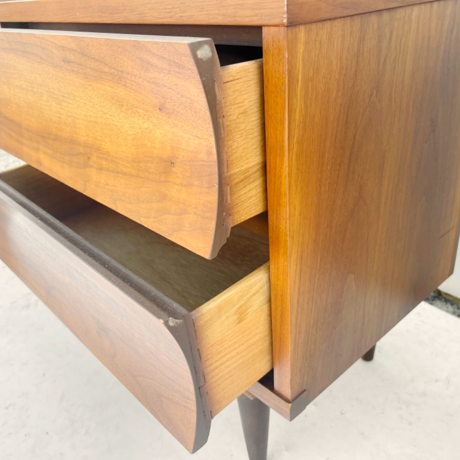 Mid-Century Nightstands-  a Pair - image-7