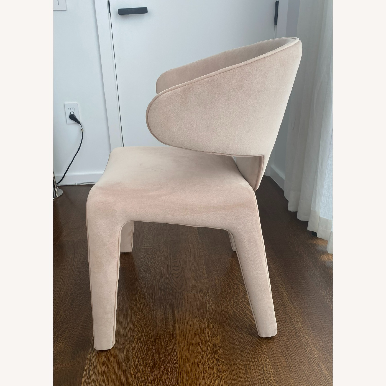 Nuevo Furniture Velour Dining Chair - image-2