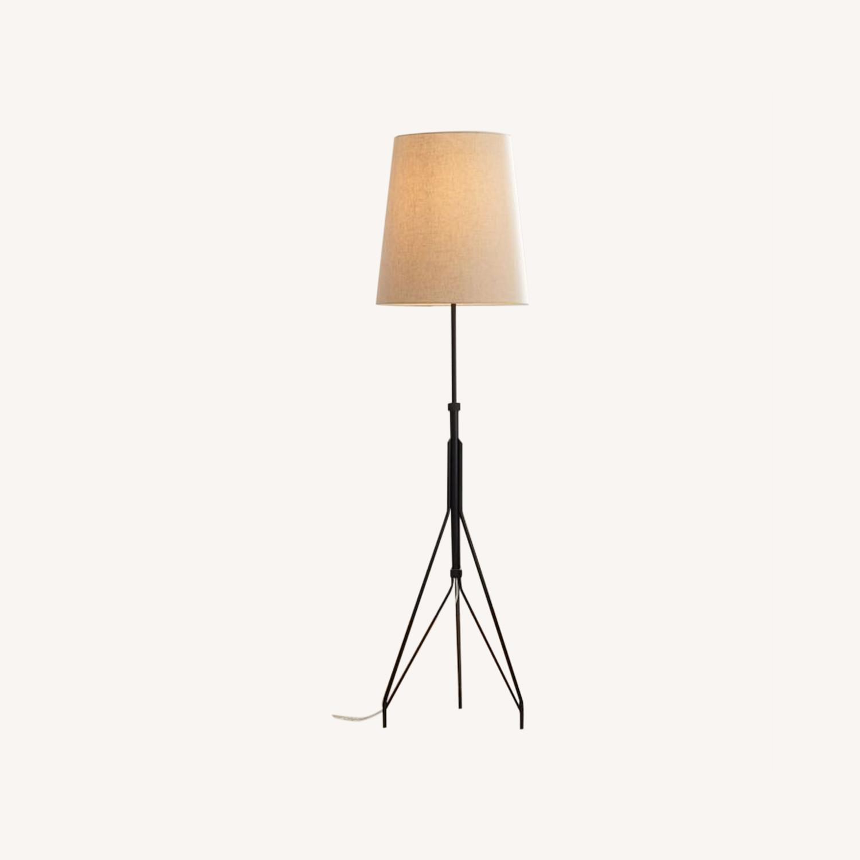 West Elm Eiffel Adjustable Floor Lamp - image-0