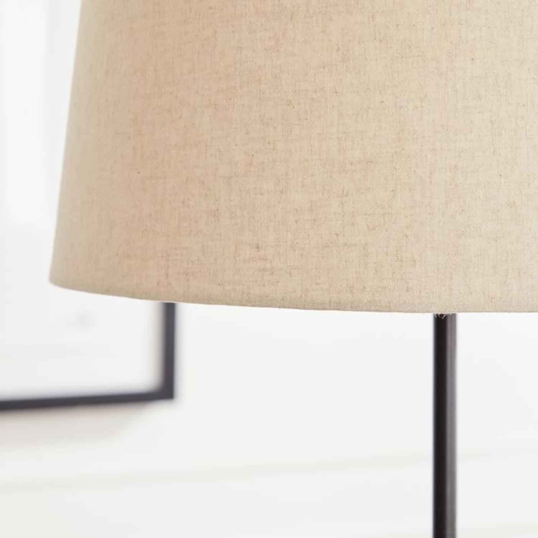 West Elm Eiffel Adjustable Floor Lamp - image-1