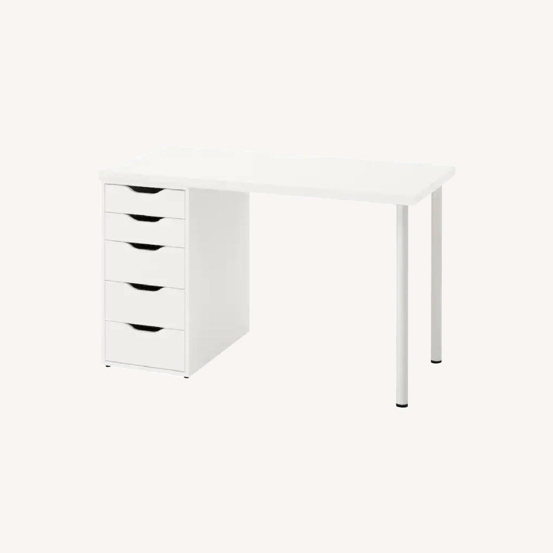 IKEA Alex Sleek Home Office Desk - image-0