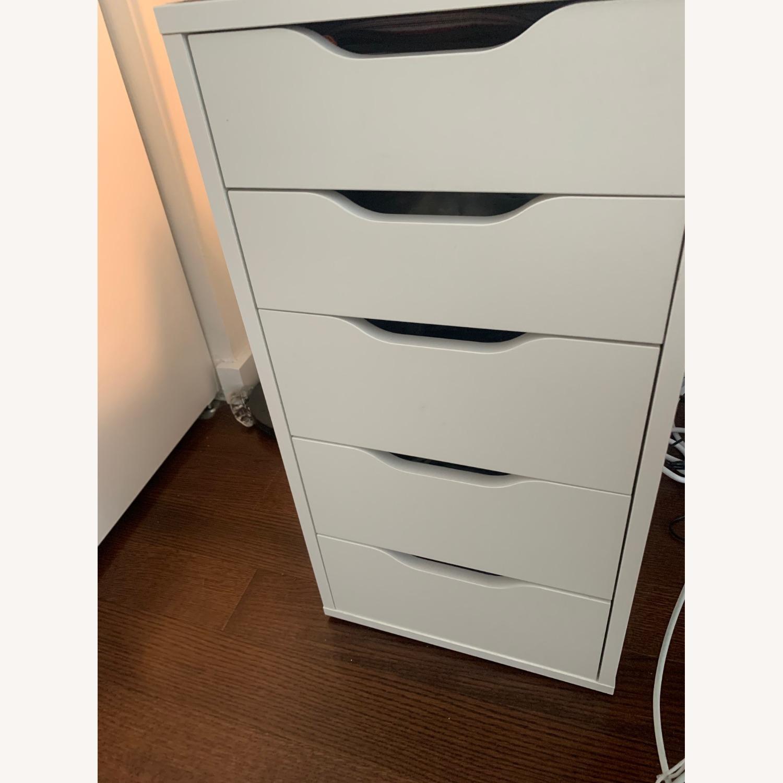 IKEA Alex Sleek Home Office Desk - image-3