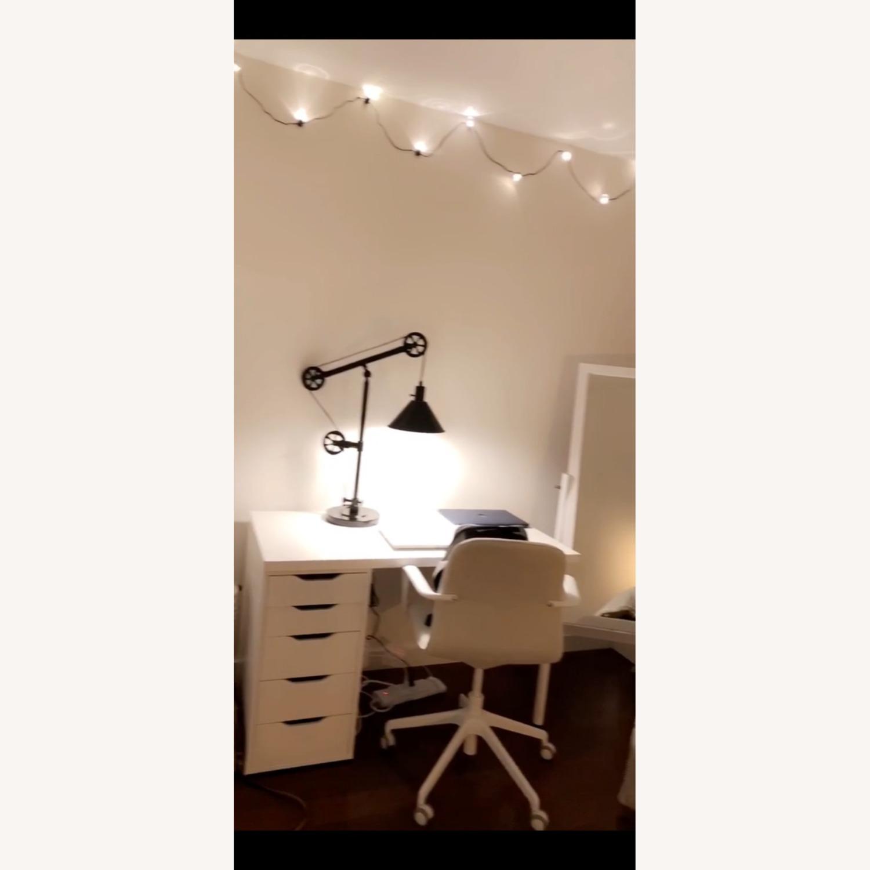IKEA Alex Sleek Home Office Desk - image-1