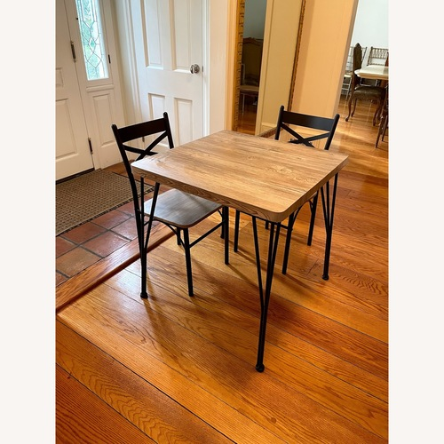 Used Wayfair Guertin 3 Piece Dining Set for sale on AptDeco